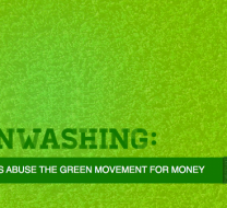 green-washing